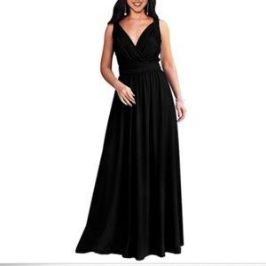 KOH KOH Plus Size Womens Long Sleeveless